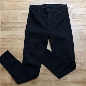 J brand Maria high waist skinny Vanity jeans